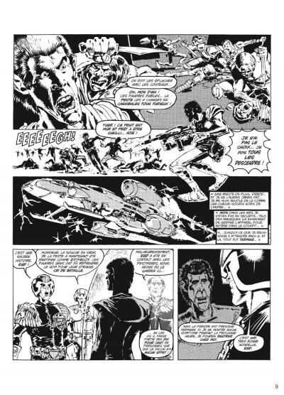 Page 6 judge Dredd - intégrale tome 2