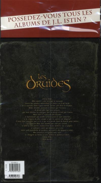 Dos les druides tome 5 - La pierre de destinée