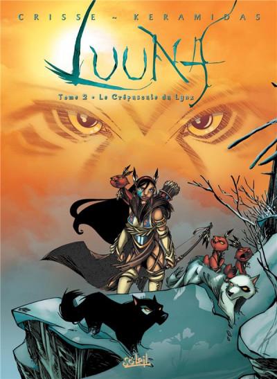 image de Luuna tome 2 - le crépuscule du lynx
