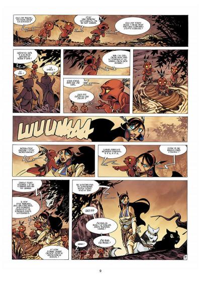 Page 0 Luuna T.3 - dans les traces d'Oh-Mah-Ah
