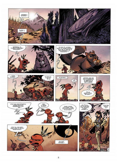Page 6 Luuna T.3 - dans les traces d'Oh-Mah-Ah