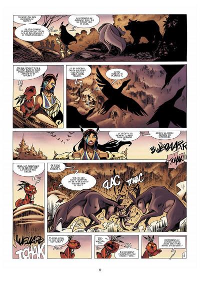 Page 7 Luuna T.3 - dans les traces d'Oh-Mah-Ah