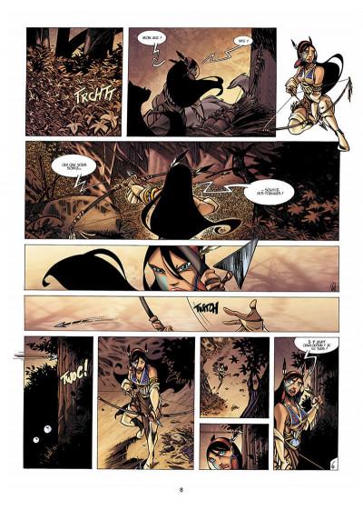 Page 9 Luuna T.3 - dans les traces d'Oh-Mah-Ah