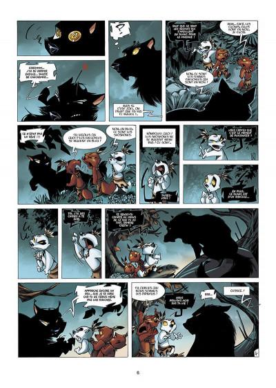 Page 7 Luuna T.4 - Pok-Ta-Pok