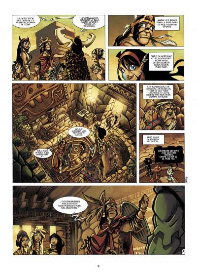 Page 0 Luuna tome 5 - le cercle des miroirs