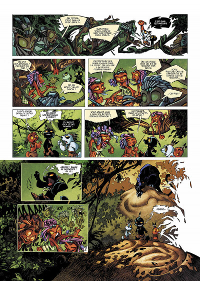 Page 5 Luuna tome 5 - le cercle des miroirs