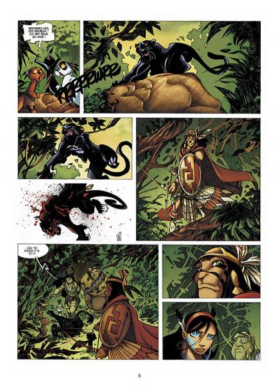 Page 6 Luuna tome 5 - le cercle des miroirs