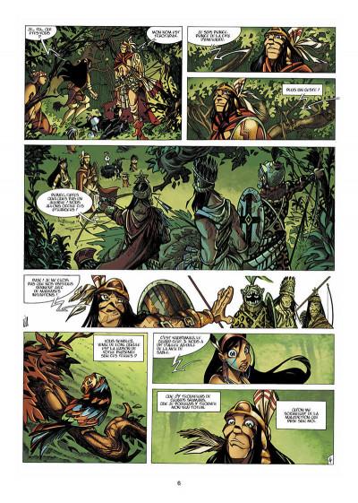 Page 7 Luuna tome 5 - le cercle des miroirs
