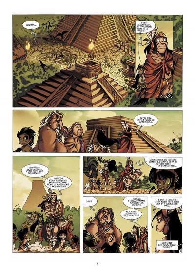 Page 8 Luuna tome 5 - le cercle des miroirs