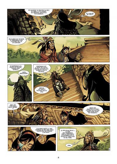 Page 9 Luuna tome 5 - le cercle des miroirs