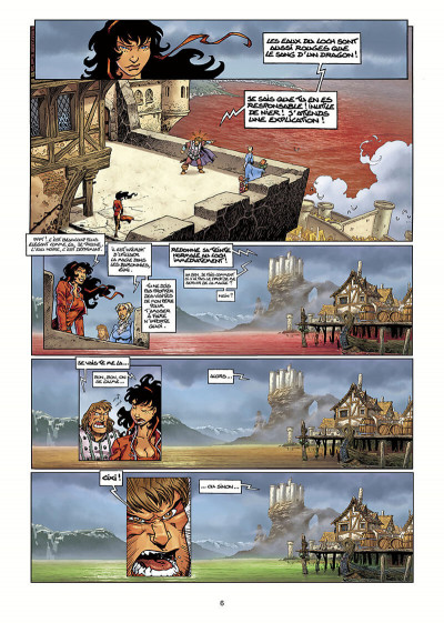 Page 7 Lanfeust Odyssey tome 1