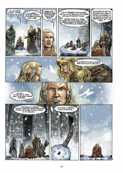 Page 0 Durandal tome 2 - la marche de Bretagne