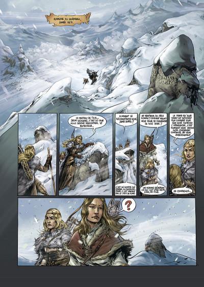 Page 3 Durandal tome 2 - la marche de Bretagne