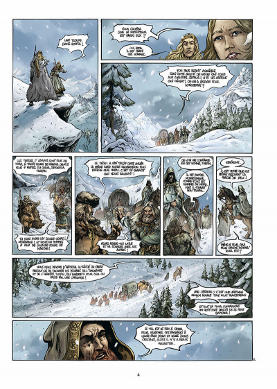 Page 4 Durandal tome 2 - la marche de Bretagne