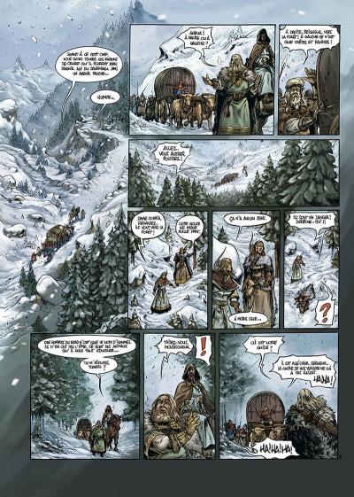 Page 5 Durandal tome 2 - la marche de Bretagne