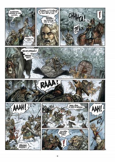 Page 6 Durandal tome 2 - la marche de Bretagne