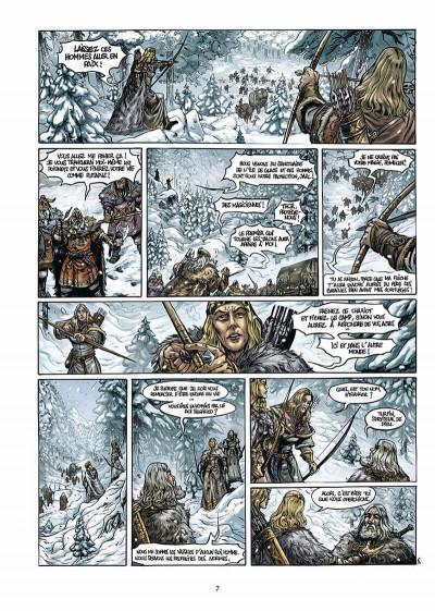 Page 7 Durandal tome 2 - la marche de Bretagne