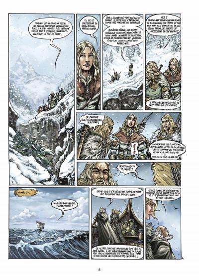Page 8 Durandal tome 2 - la marche de Bretagne
