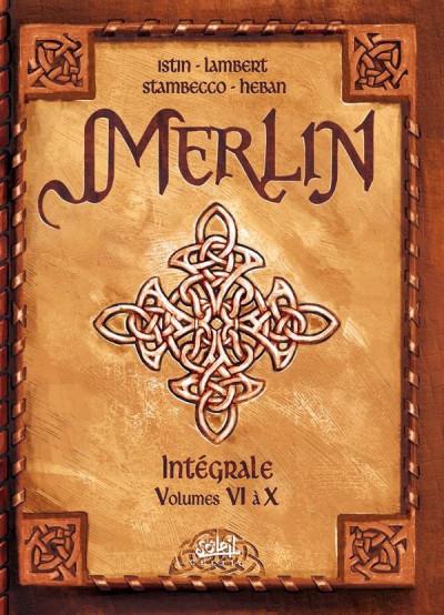 image de Merlin - intégrale tome 6 à tome 10