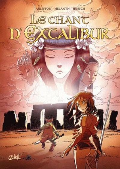 image de le chant d'Excalibur - coffret tome 4 à tome 6