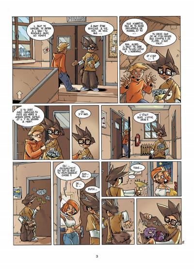 Page 4 le collège invisible tome 3 - astralum cauchemardem