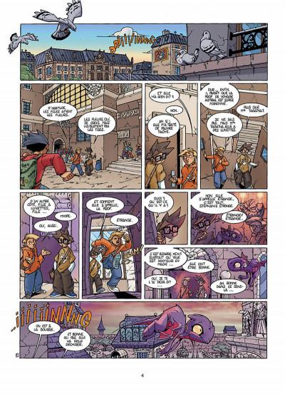 Page 5 le collège invisible tome 3 - astralum cauchemardem