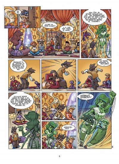 Page 6 le collège invisible tome 3 - astralum cauchemardem
