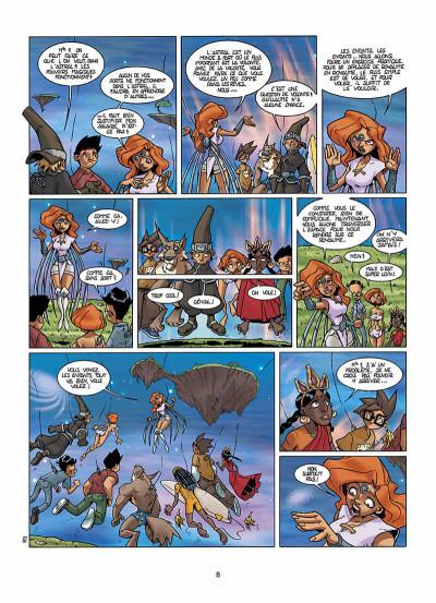 Page 9 le collège invisible tome 3 - astralum cauchemardem
