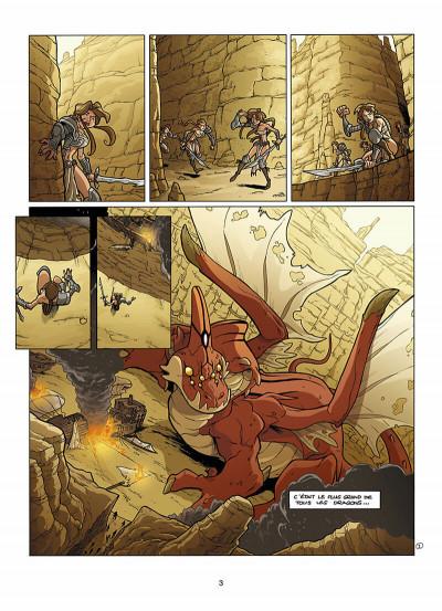 Page 4 le collège invisible tome 6 - galactus destructor