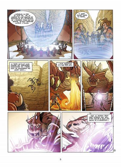 Page 6 le collège invisible tome 6 - galactus destructor