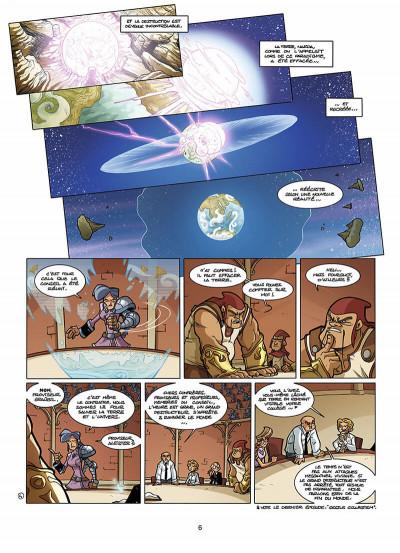 Page 7 le collège invisible tome 6 - galactus destructor