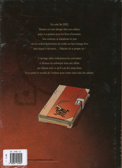 Dos le livre des destins tome 1 et tome 4 , une BD gratuite !