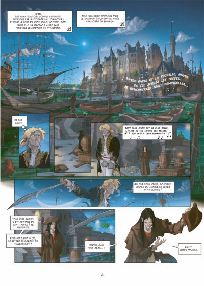 Page 1 my lady vampire tome 1 - deviens ma proie