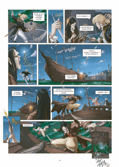 Page 2 my lady vampire tome 1 - deviens ma proie