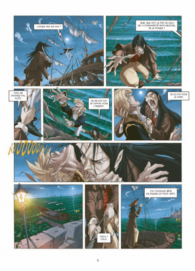 Page 3 my lady vampire tome 1 - deviens ma proie