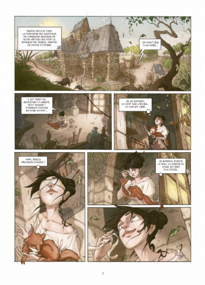 Page 5 my lady vampire tome 1 - deviens ma proie