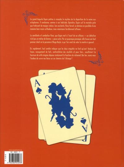 Dos Aspic, détectives de l'étrange tome 2