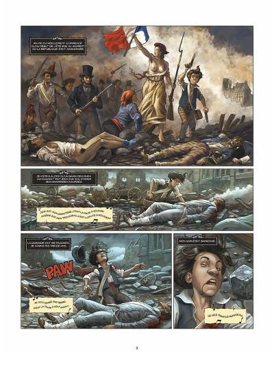 Page 4 Aspic, détectives de l'étrange tome 2