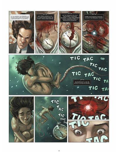 Page 5 Aspic, détectives de l'étrange tome 2