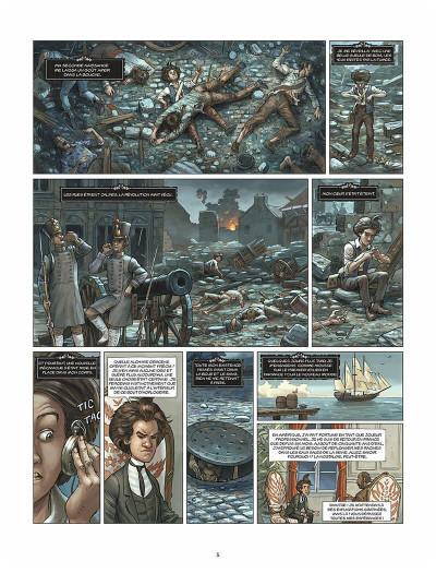 Page 6 Aspic, détectives de l'étrange tome 2