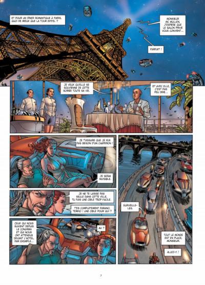 Page 1 Moréa tome 6 - la mort dans le sang