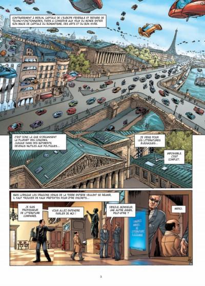 Page 2 Moréa tome 6 - la mort dans le sang