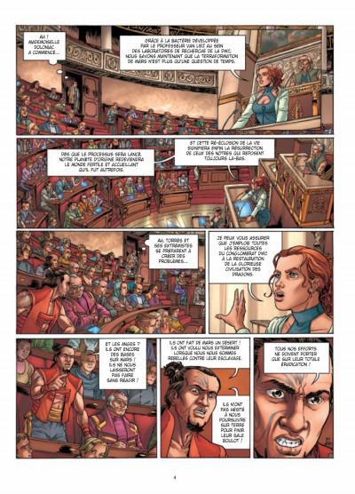 Page 3 Moréa tome 6 - la mort dans le sang