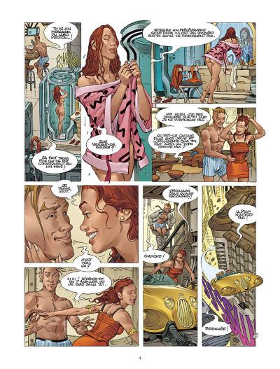 Page 3 Moréa tome 1 - le sang des anges