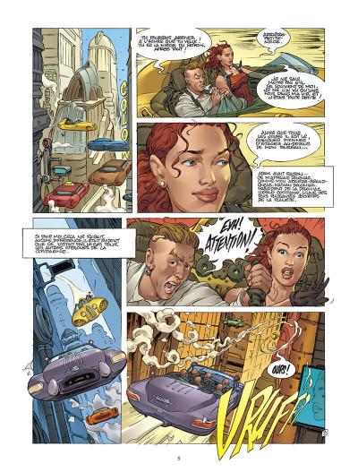 Page 4 Moréa tome 1 - le sang des anges