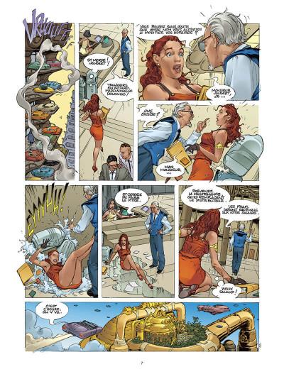 Page 6 Moréa tome 1 - le sang des anges