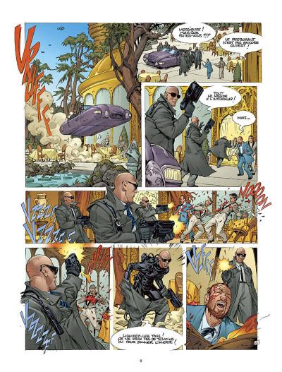 Page 7 Moréa tome 1 - le sang des anges