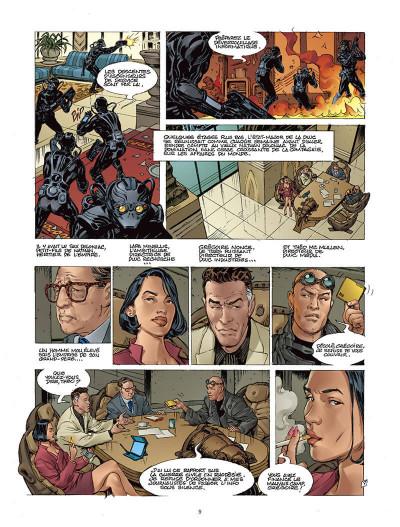Page 8 Moréa tome 1 - le sang des anges