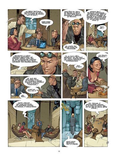Page 9 Moréa tome 1 - le sang des anges