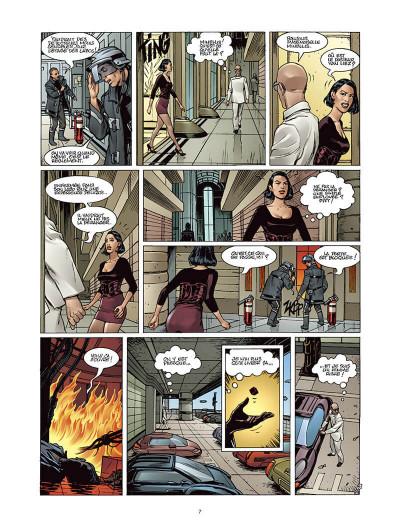 Page 6 Moréa tome 2 - l'échine du dragon